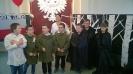 Apel upamiętniający 100 rocznicę odzyskania przez Polskę niepodległości