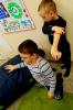 Labrador w przedszkolu