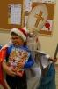 Święty Mikołaj odwiedził nasze przedszkole