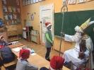 Wizyta Mikołaja